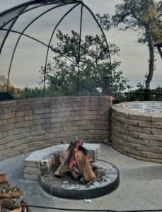 Nepenthe Patio Firepit
