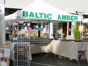 Baltic Amber Booth