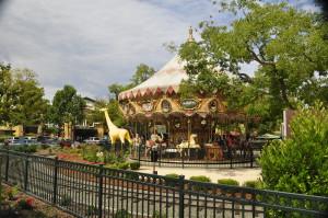 Nut Tree Carousel