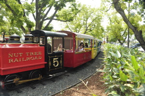 Nut Tree Railroad