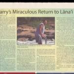 Lana'i Times_Larry's Return