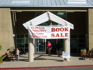 Clayton Library Sale_10_2014 001