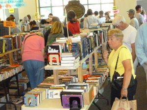 Clayton Library Sale_10_2014 003